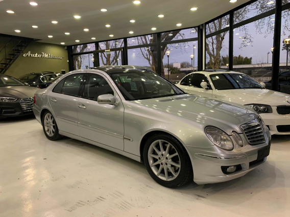 Mercedes-benz Clase E 3.5 E350 Elegance At 2008