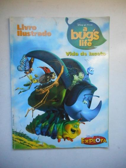 Álbum Vida De Inseto / A Bugs Life - Disney - Completo