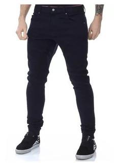 Pantalon Jeans Strech Caballero Slim Fit Precio Cyber Monday