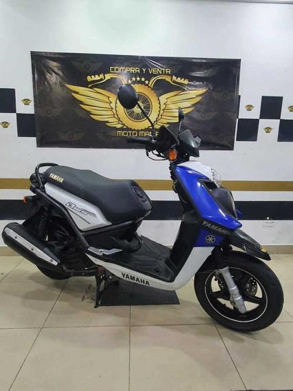 Yamaha Bws 125 Mod 2014 Al Dia Traspaso Incluido