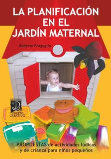 Planificación En El Jardín Maternal