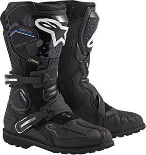 Botas de Moto Talla 41 TCX Clima Surround GTX Color Negro