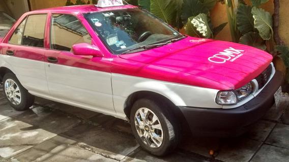 Nissan Tsuru 2011,con Concesión Placas De Taxi, Único Dueño