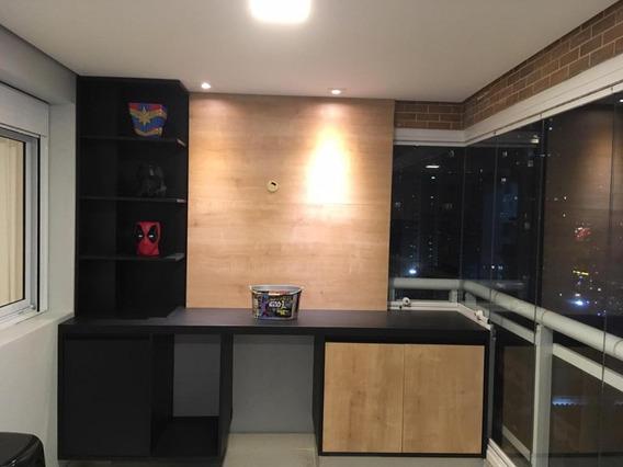 Apartamento Em Barra Funda, São Paulo/sp De 94m² 2 Quartos À Venda Por R$ 909.420,00 - Ap240518