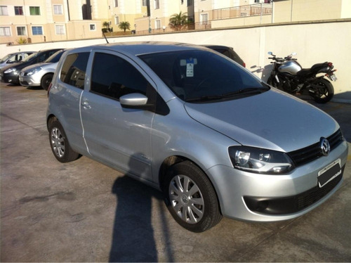 Imagem 1 de 2 de Volkswagen Fox 1.0 Vht Trend Total Flex 3p 2012