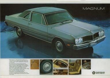 Dodge Magnum Clasico