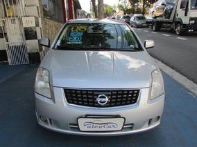 Nissan Sentra S 2.0 / Automático / Completo / 2008