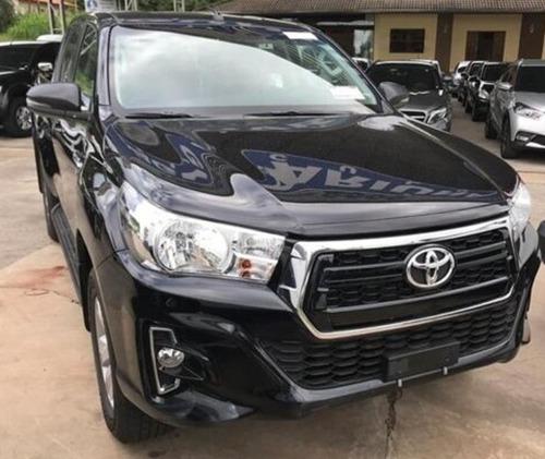 Toyota Hilux Srv 2.7 Vvt-i Flex Cd 4x2 Automático 0km2021