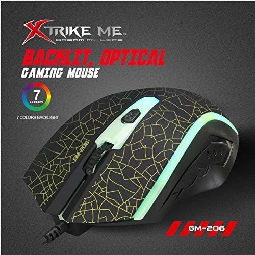 Mouse Gamer Gm-206