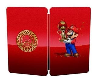 Mario Kart 8 Deluxe Steel Book Para Switch