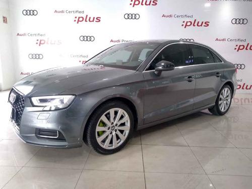 Imagen 1 de 15 de Audi A3 2019 4p Sedan Select L4/1.4/t Aut