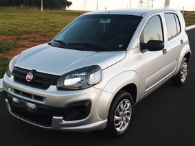 Fiat Uno Drive 2018 Novíssimo Completo - Particular