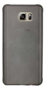 Capinha Case Tpu Galaxy Note 5 N920+ Película Vidro Blindada