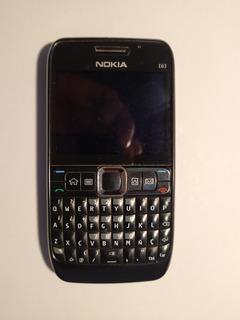 Smartphone Nokia E63 Funcional En Caja