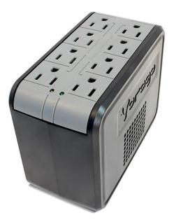 Regulador De Voltaje Supresor De Picos Automatico Para Pc