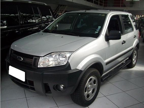 Ford Ecosport 1.6 Xls Prata 8v Flex 4p
