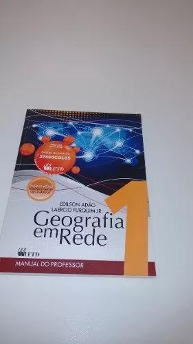 Geografia Em Rede 1 Edilson Adão Manual Do Professor - §