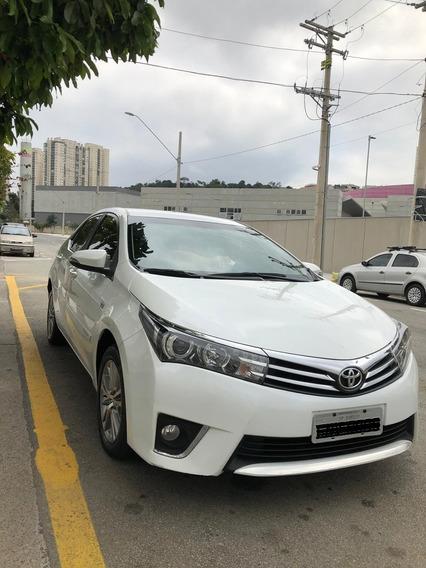 Corolla, Altis, Toyota, 2016