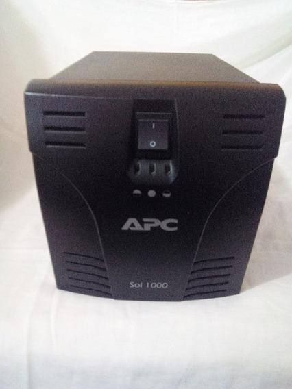 Regulador De Tensão Da Apc Microsol, 1000 W, Bivolt/115 V