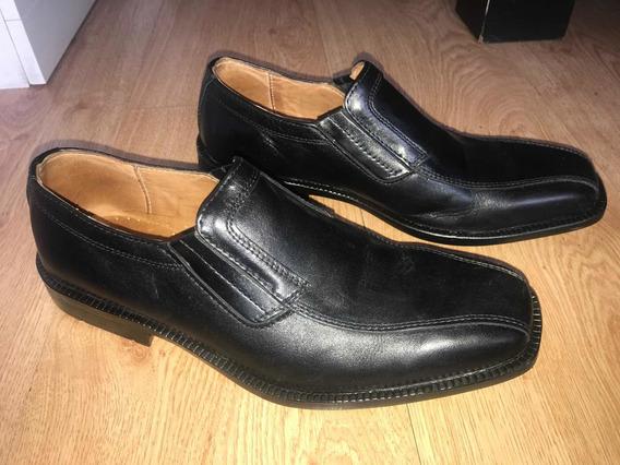 Zapatos De Vestir Darmaz De Cuero. Talle 39, Un Solo Uso