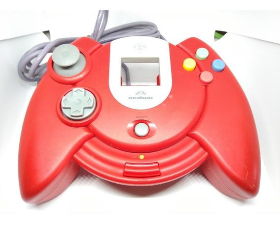 Control Astropad Performance Para Sega Dreamcast Rojo Nuevo