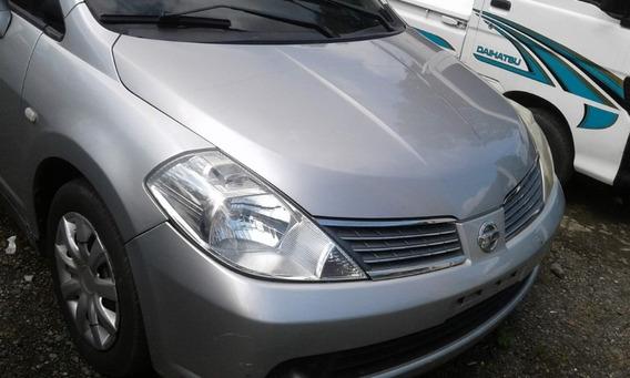 Nissan Tiida 2006 Excelentes Condiciones Poco Uso