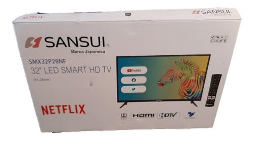 Pantalla Sansui Smart Tv 32 Pulgadas Led Hd