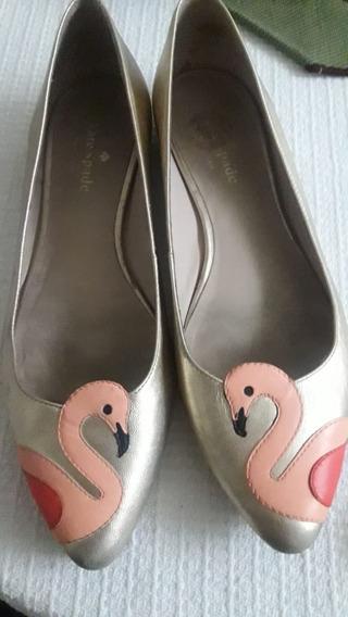 Kate Spade Flamingo Flats #7