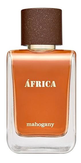 Fragrância Des. Origens África 100 Ml Mahogany