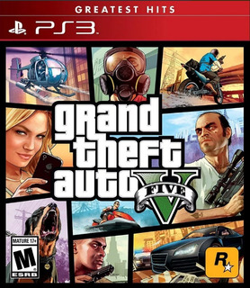 Gta 5 Ps3 Grand Thef Auto V Ps3 - Play Mexico