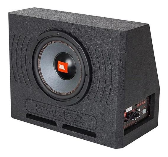 Caixa Amplificada Jbl Sw8a 8 Pol 95w Rms 2+2 Ohms Original