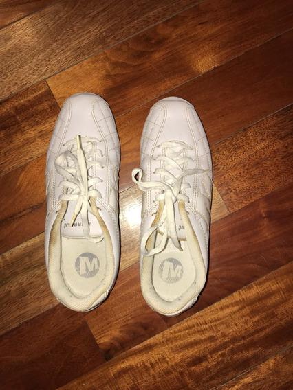 Zapatillas Mujer Blancas