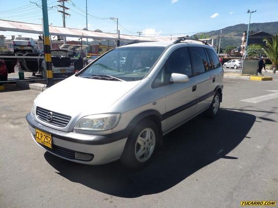 Chevrolet Zafira 2.0cc Mt Aa