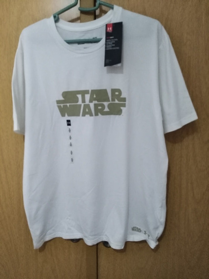 Remera Under Armour Star Wars
