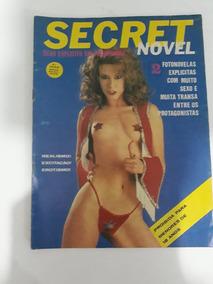 Revista Secret Novel Antiga Para Colecionadores!!!
