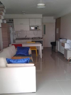 Apartamento Duplex Quarto E Sala 70m2 Em Armação - Tpa204 - 34047405