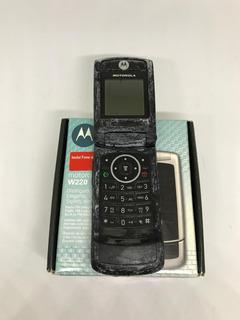 Motorola W220 - Só Funciona Vivo - Raridade - Usado