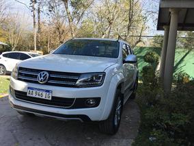 Volkswagen Amarok 2.0 Cd Tdi 180cv 4x4 Ultimate At Año 2017