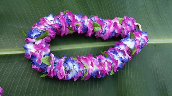 Colar Hawaiano Maoli ´´purple´´