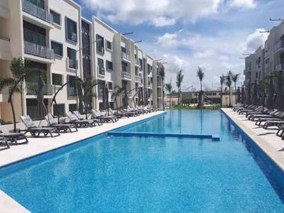 Venta De Departamento Con 3 Recamaras En Condominio Cancún