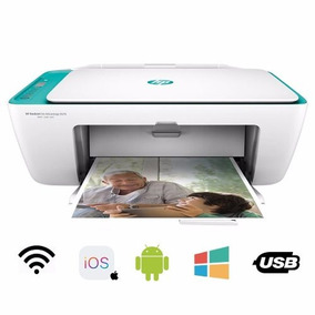 Impressora Multifuncional Hp Deskjet Ink Advantage 2675 Wifi