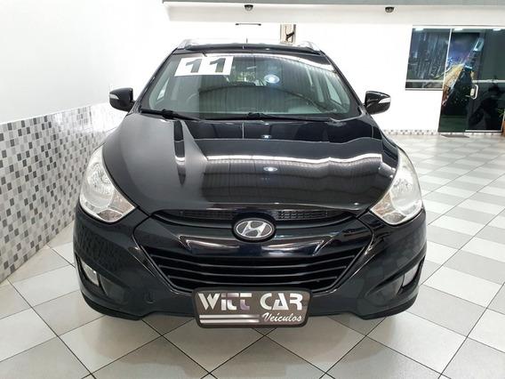 Hyundai Ix35 2.0 16v 2011 Preto Automático