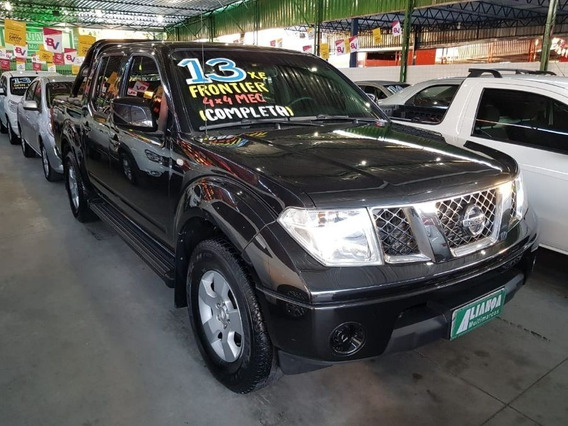Nissan Frontier 2.5 Xe 16v Diesel 4p Manual 4x4 Turbo