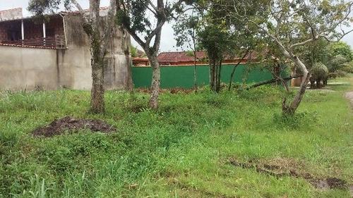 Lote De Terreno Em Itanhaém 162m². 3883e