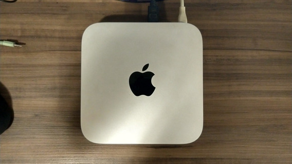 Mac Mini 2011 640gb Fusion Drive Ssd Core I5 2.5ghz 8gb Ram