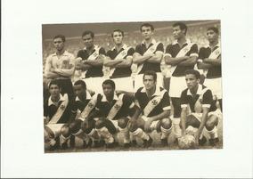 Foto Vasco Com O Time De 1968 Tamanho 15x20 Cm