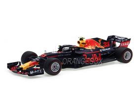 F1 Max Verstappen Red Bull Rb14 #33 Austrália 2018 1:18