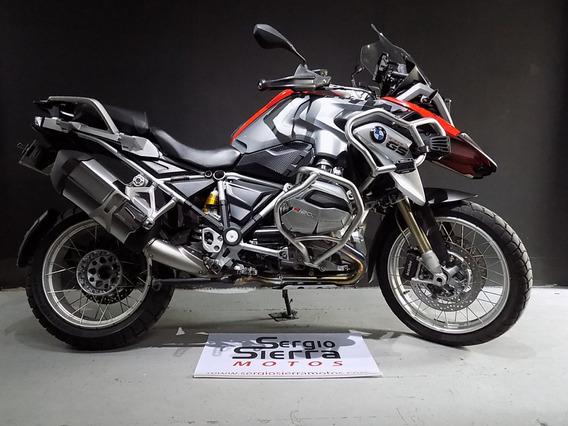 Bmw R1200gs K50 Roja 2014