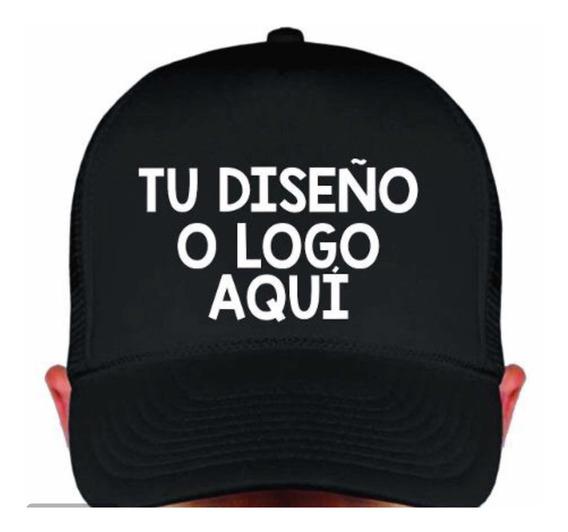 Gorras Trucker Personalizadas Vinil Mayoreo 1 Color