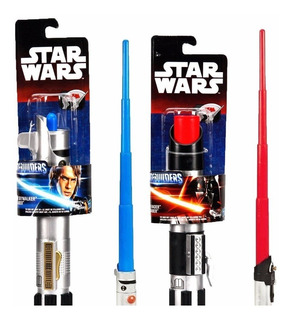 Star Wars E7 Extendable Lightsaber Sable Orig
